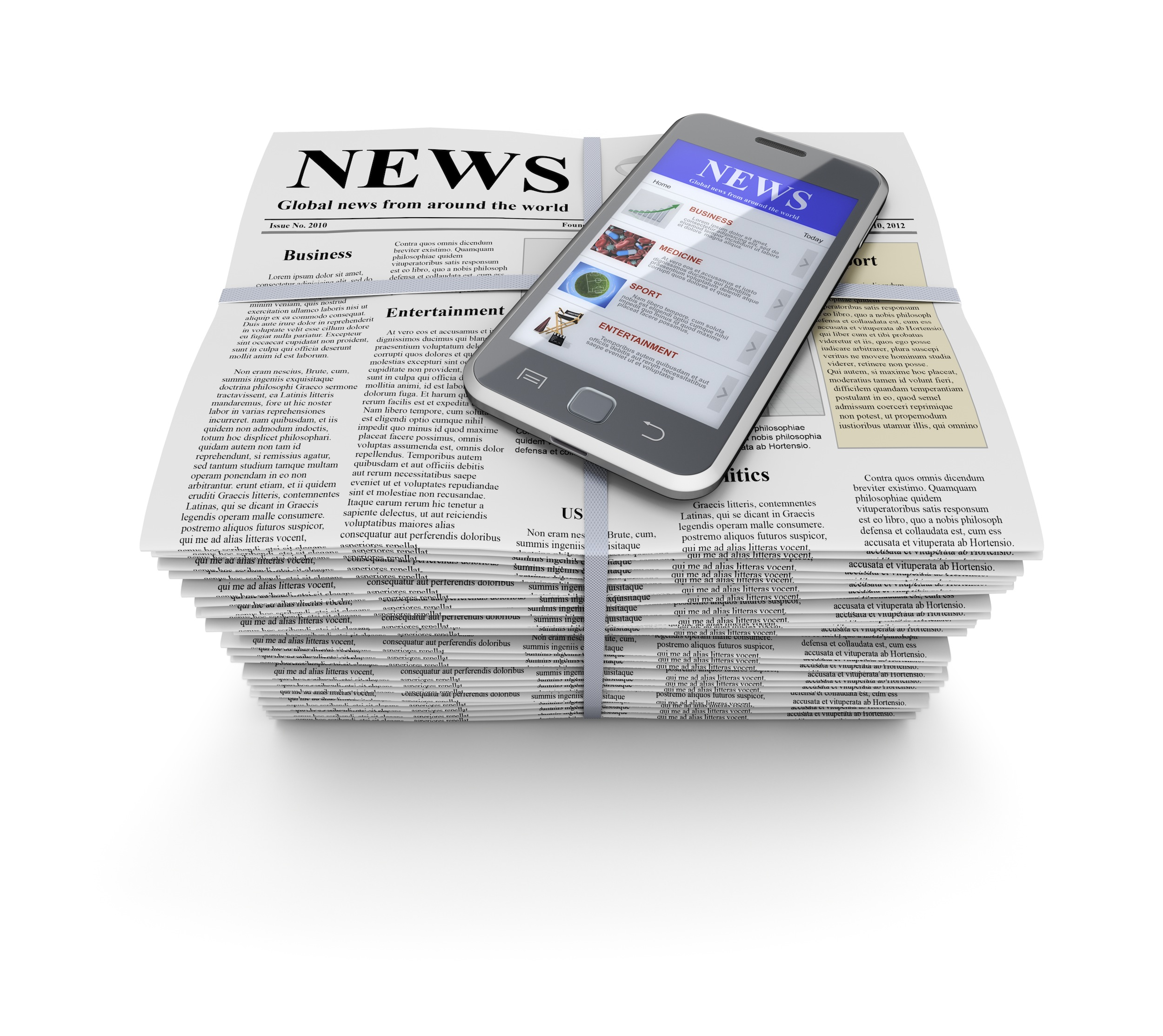 Realidad Aumentada aplicada a periodicos,revistas,catalogos,flyers,folletos