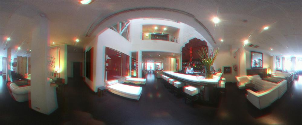 Fotografia 360 estereoscópica realizada por PitBoxMedia
